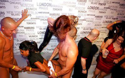 Фото №3 Оргия с шаболдами в ночном клубе