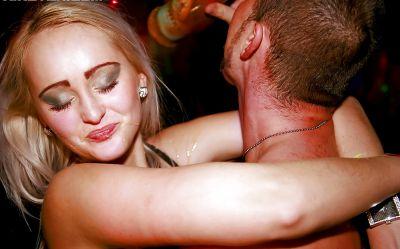 Фото №5 Оргия в ночном клубе с неграми и шлюхами